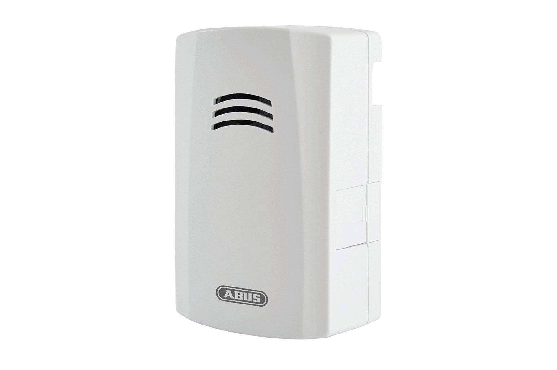 Schützen Sie Ihren Kellerschacht bzw Lichtschacht nicht nur mit Lichtschachtabdeckung sondern auch mit unserem ABUS Wassemelder!